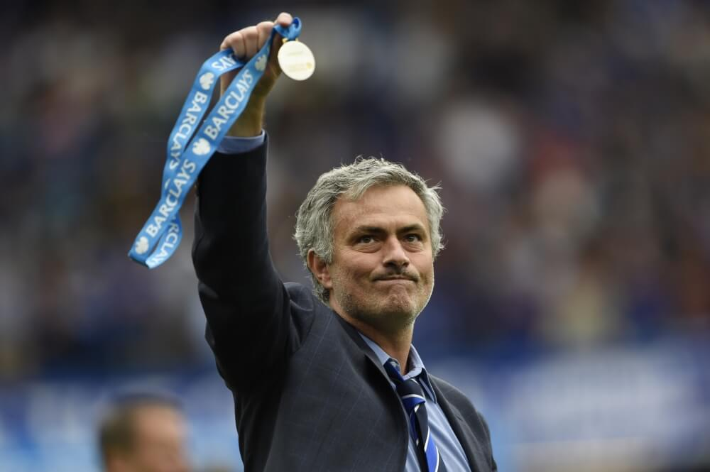 Mourinho aangesteld als opvolger Van Gaal