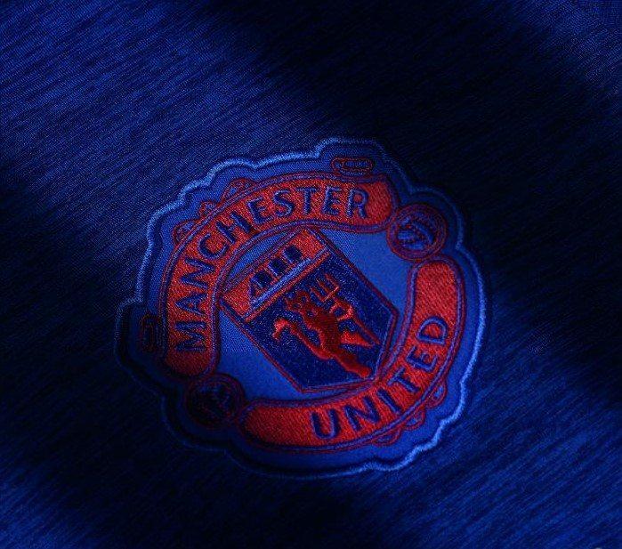 Nieuw uitshirt Manchester United uitgelekt