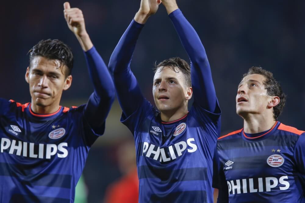 PSV'ers in voorlopige selectie Mexico