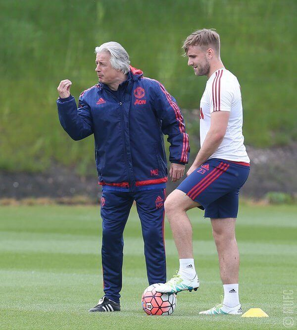 Shaw maakt rentree na horrorblessure