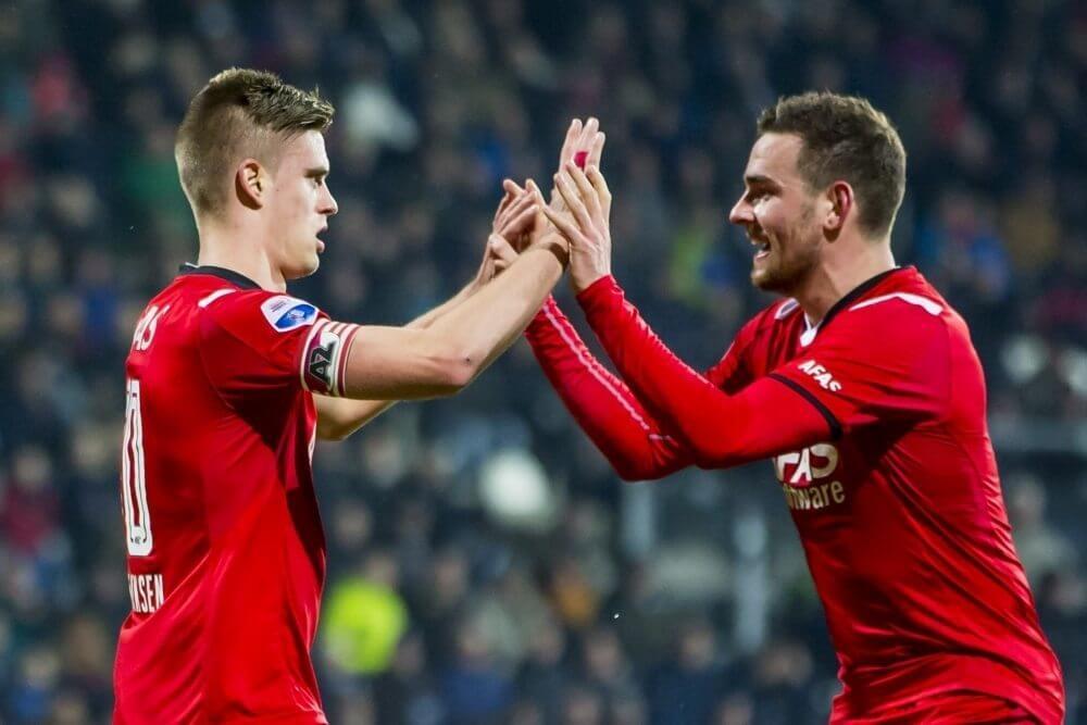 """'Spartak aast op Eredivisie-sensatie als 'grootste transfer in jaren"""""""