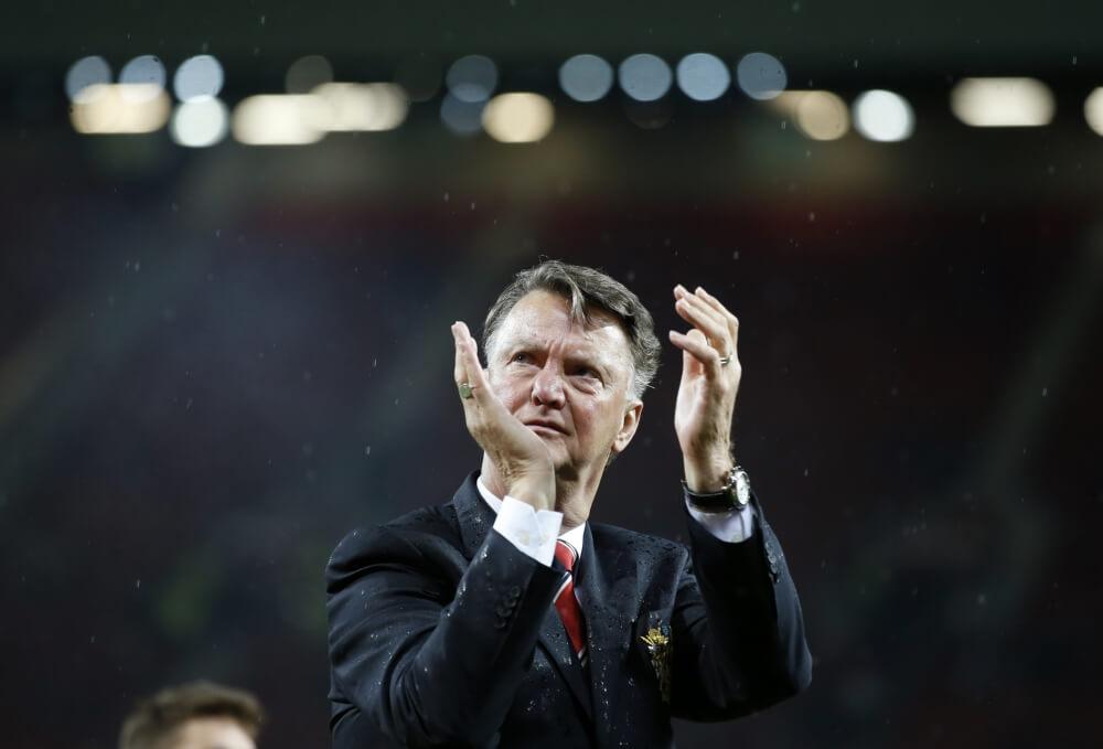 Van Gaal pakt FA Cup met United