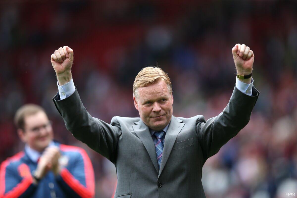 'Everton betaalt megabedrag voor Koeman'