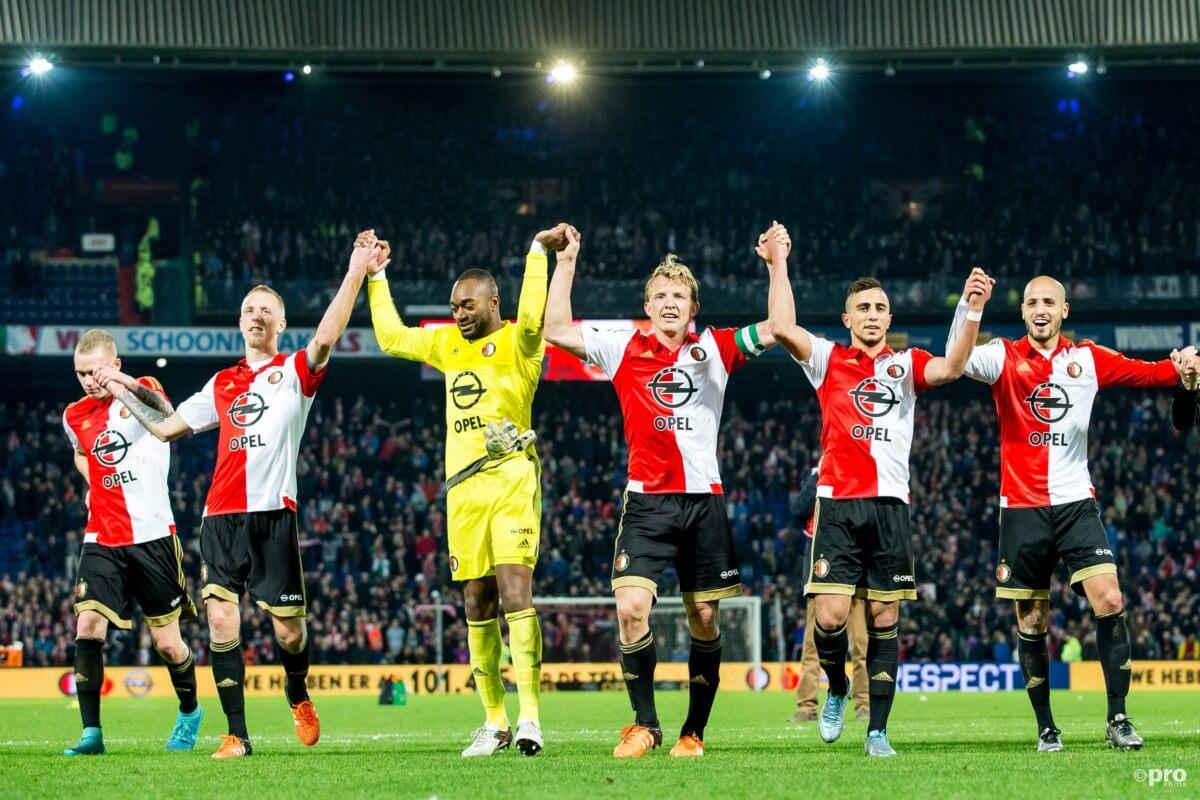 Feyenoord legt sterkhouder langer vast