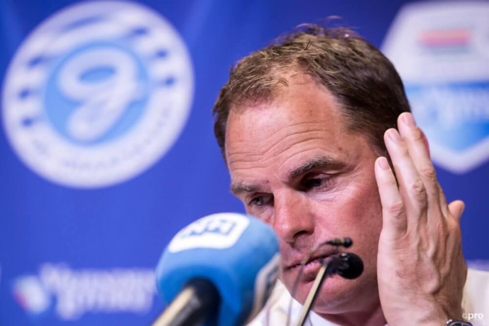 'De Boer per direct ontslagen'