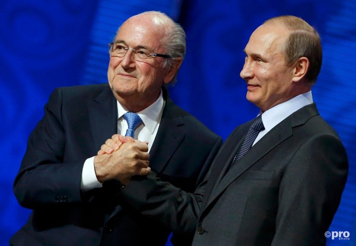 Grote inval bij bij FIFA hoofdkantoor