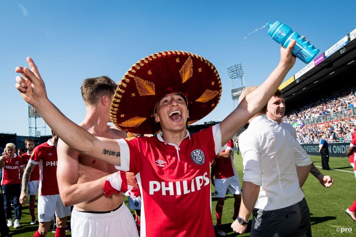 'Spaanse club serieus geïnteresseerd in Guardado'