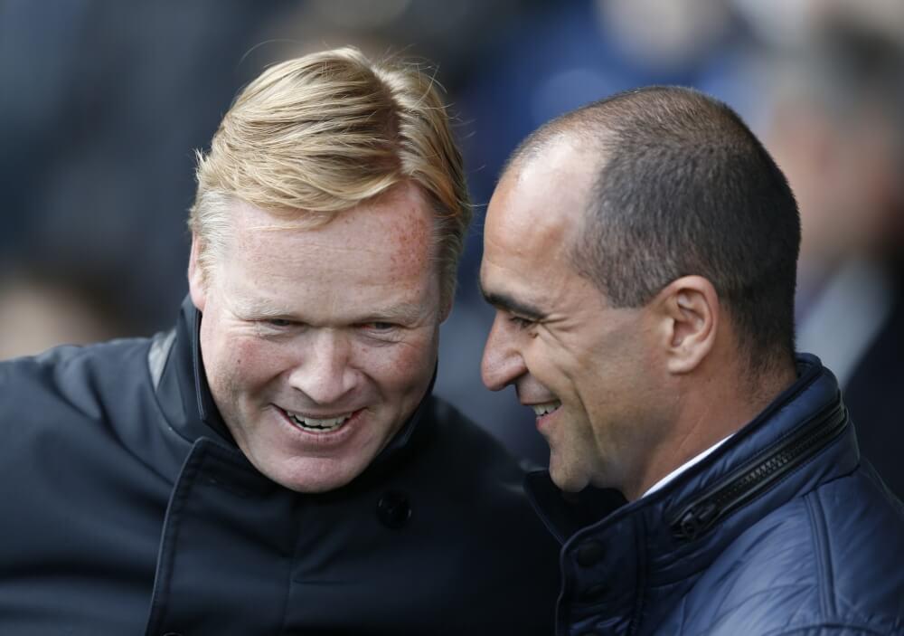 Koeman stapt officieel over naar Everton