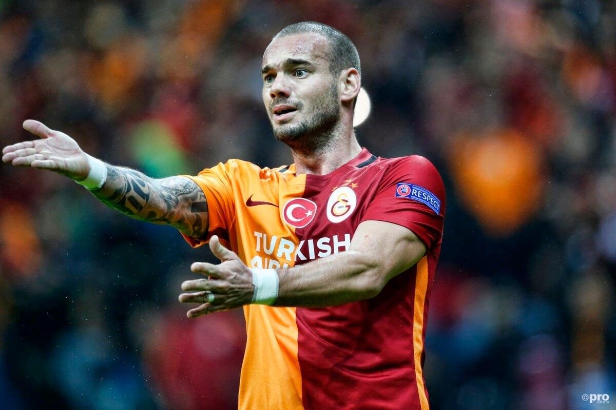 Sneijder mogelijk naar de Premier League