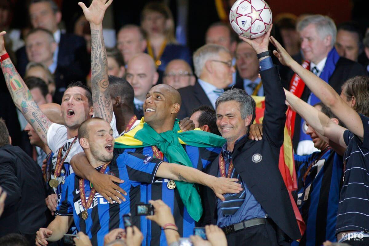 Sneijder mogelijk naar Manchester United