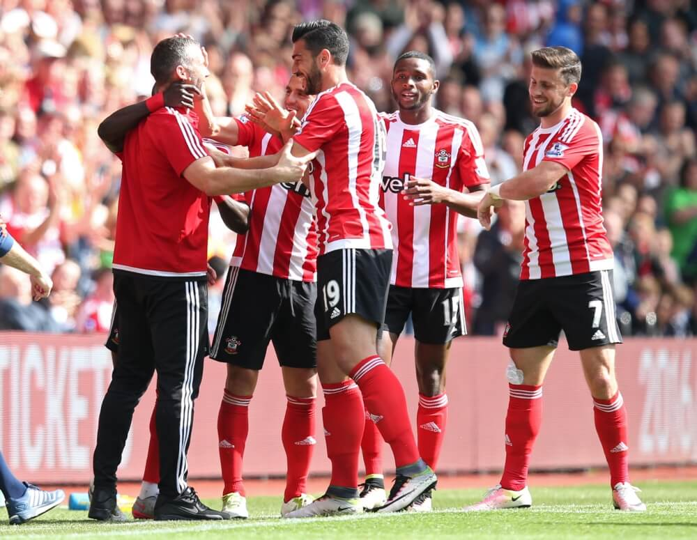 The Saints oefenen tegen drie Nederlandse clubs
