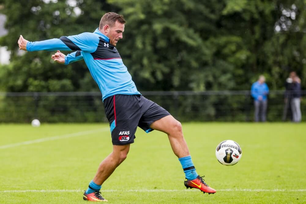 'AZ accepteert bod op Janssen'