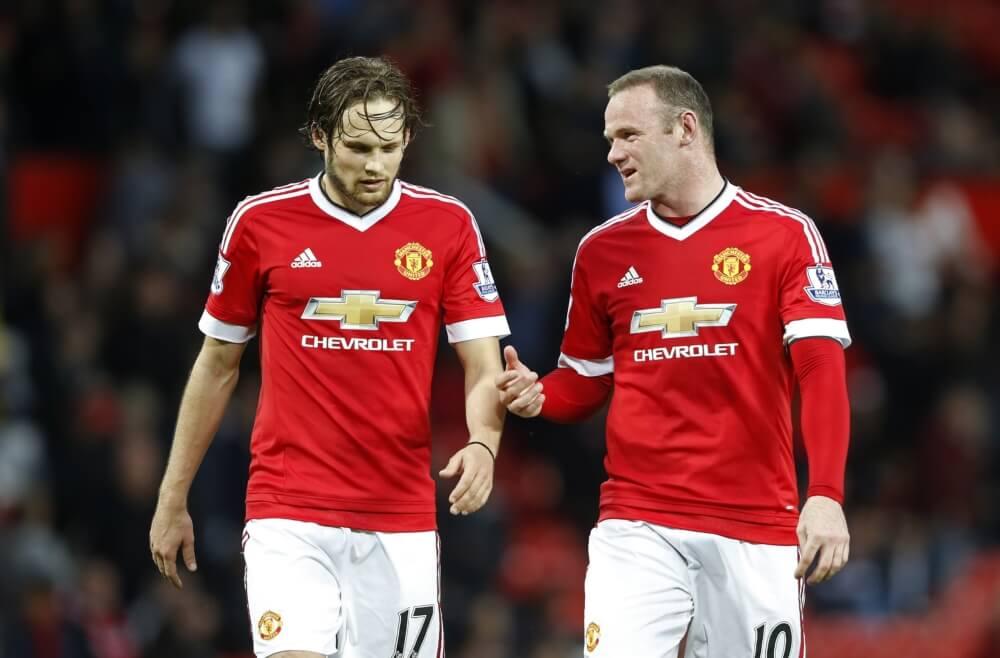 'Blind presteert bijna foutloos in Manchester'