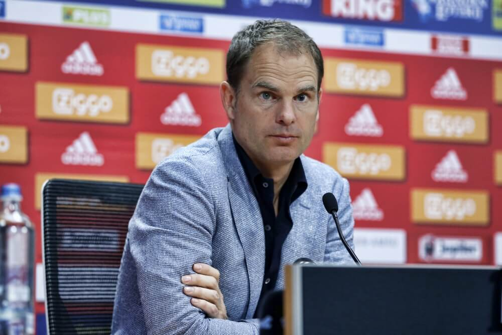 'De Boer kan Inter vergeten na verrassende aanbieding'