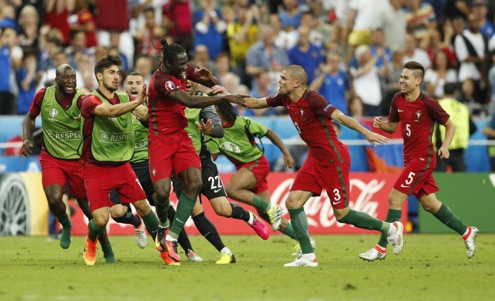 Portugal is de verrassende winnaar van het EK