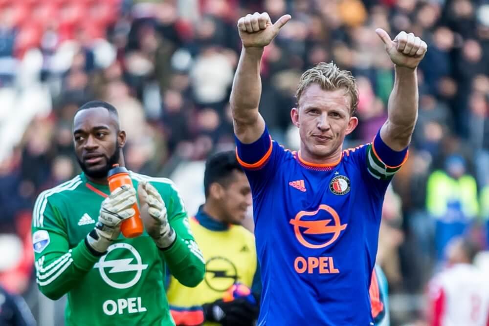 Update: Sterkhouder Feyenoord tot winterstop uitgeschakeld
