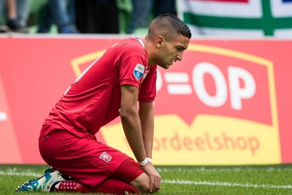 """Ziyech haalt uit naar Ajax-fans: """"Dat kan ik geen supporters noemen"""""""