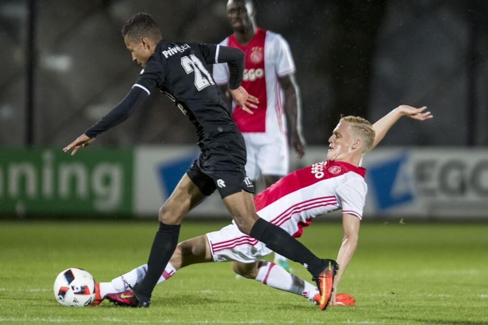 """""""Ik vind de Jupiler League zwaarder dan de Eredivisie"""""""