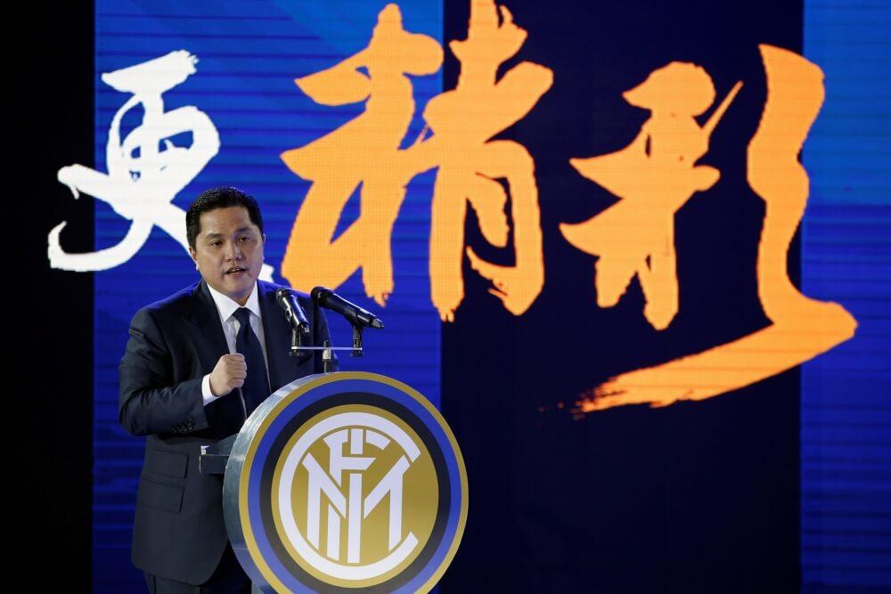 """Inter-voorzitter draait er niet omheen: """"Dat kan ik bevestigen"""""""