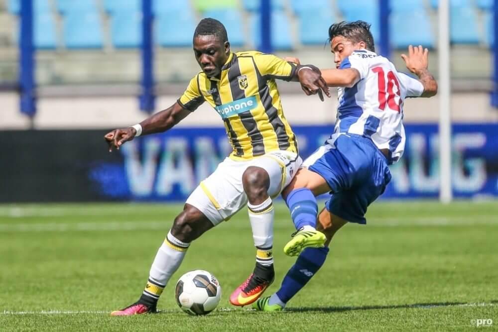 Marvelous Nakamba mogelijk naar RSC Anderlecht