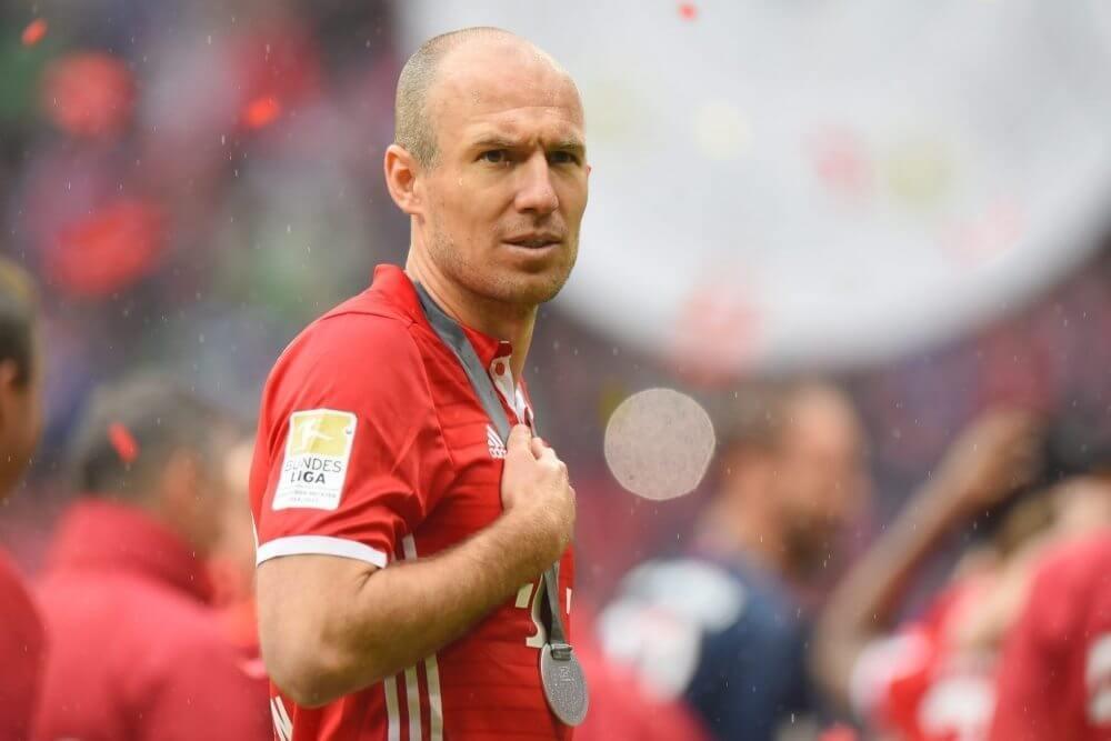 """Robben over Eredivisie-terugkeer: """"Kunstgras is iets wat me tegenhoudt"""""""