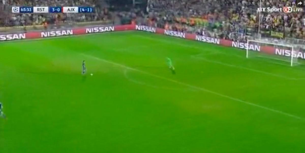 Rostov maakt gehakt van Ajax
