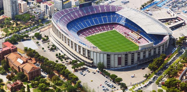 FC Barcelona lanceert het nieuwe uitshirt