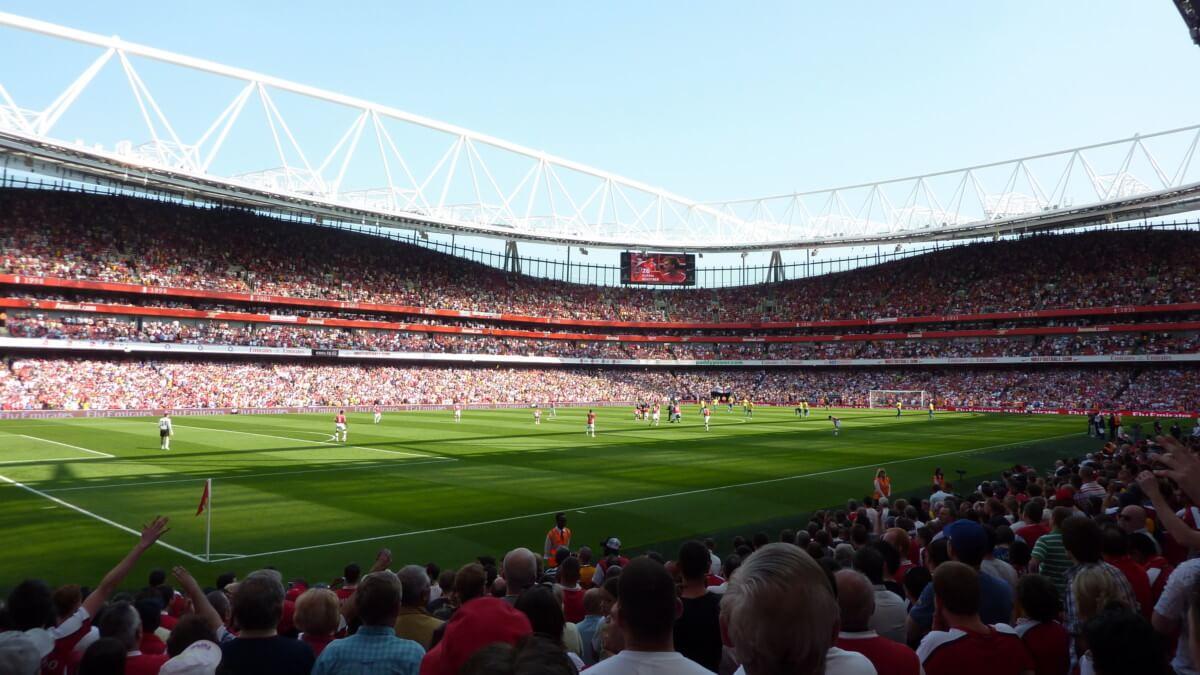 Boek hier jouw stoel in de mooiste stadions van Engeland!