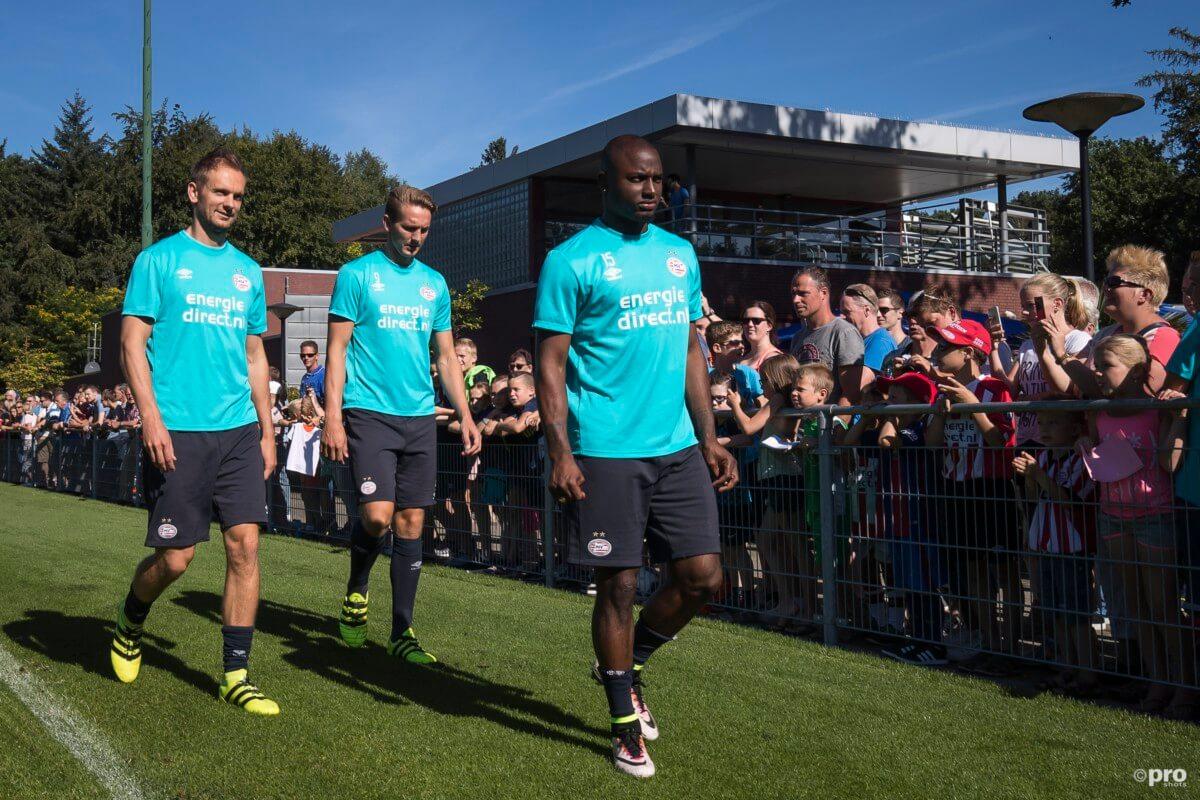 'De Jong gaat minuten maken bij PSV'