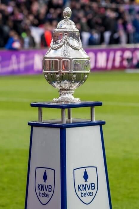 Loting halve finales KNVB Beker