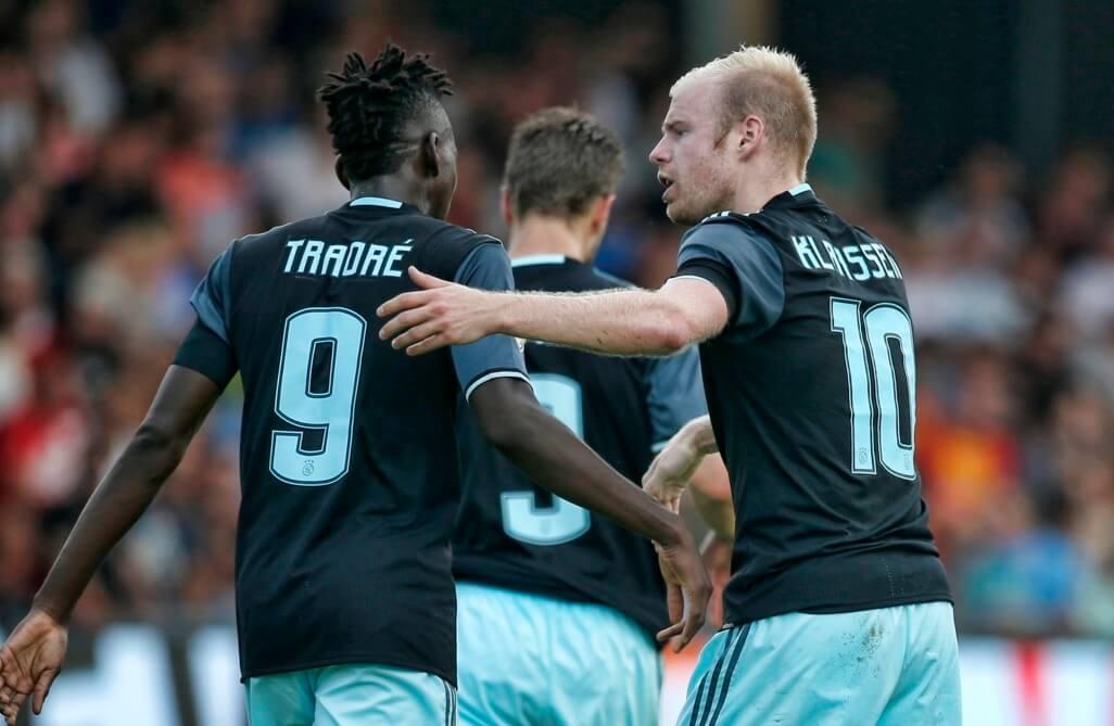 Zorgen voor Ajax door Afrika Cup