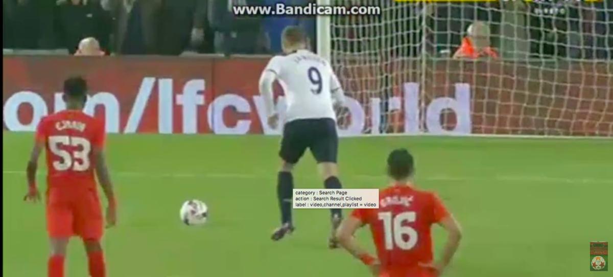Janssen trefzeker tegen Liverpool