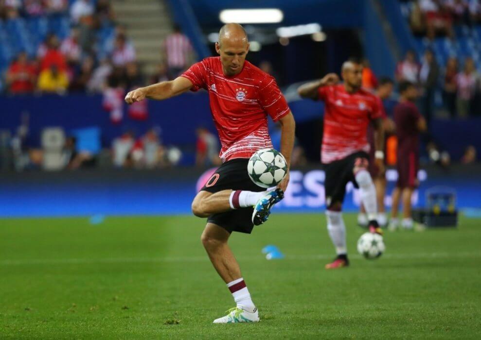 'Robben kan verlengen bij Bayern'