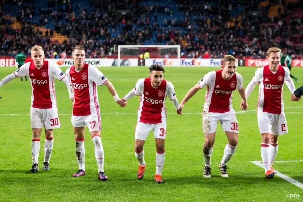 Ajax-talent in UEFA-team van de week