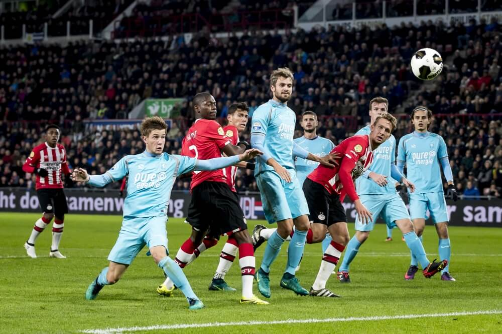 Samenvatting PSV – FC Twente (1-1)