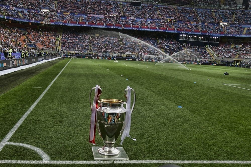 Champions League Loting Picture: Loting Achtste Finales Champions League • Voetbalblog