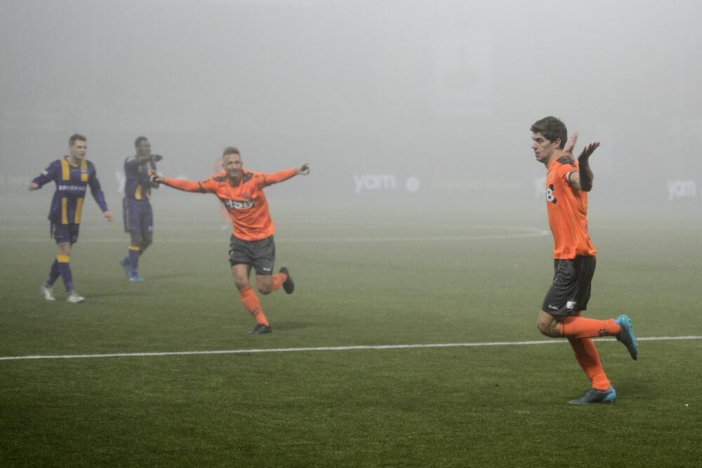 Samenvatting FC Volendam – VVSB (4-1)
