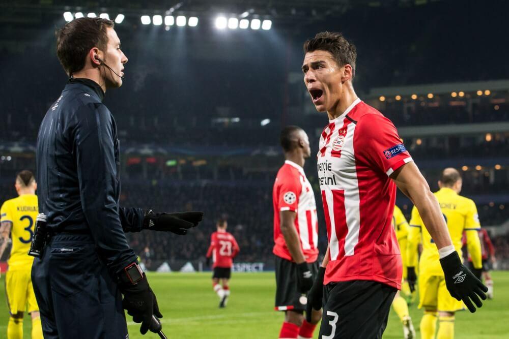 Samenvatting PSV – FK Rostov (0-0)