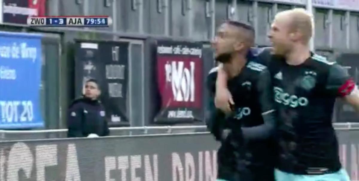 Ajax-middenvelder opnieuw belangrijk