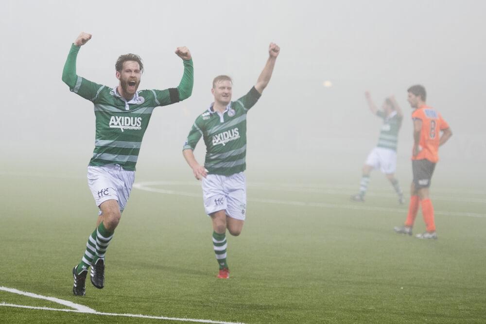 Samenvatting FC Volendam – Sparta Rotterdam