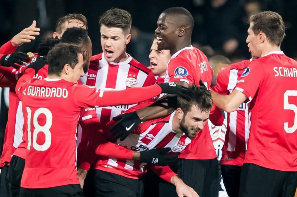 Samenvatting Heracles Almelo – PSV (1-2)