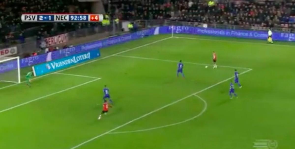 PSV-spits beslist duel met NEC