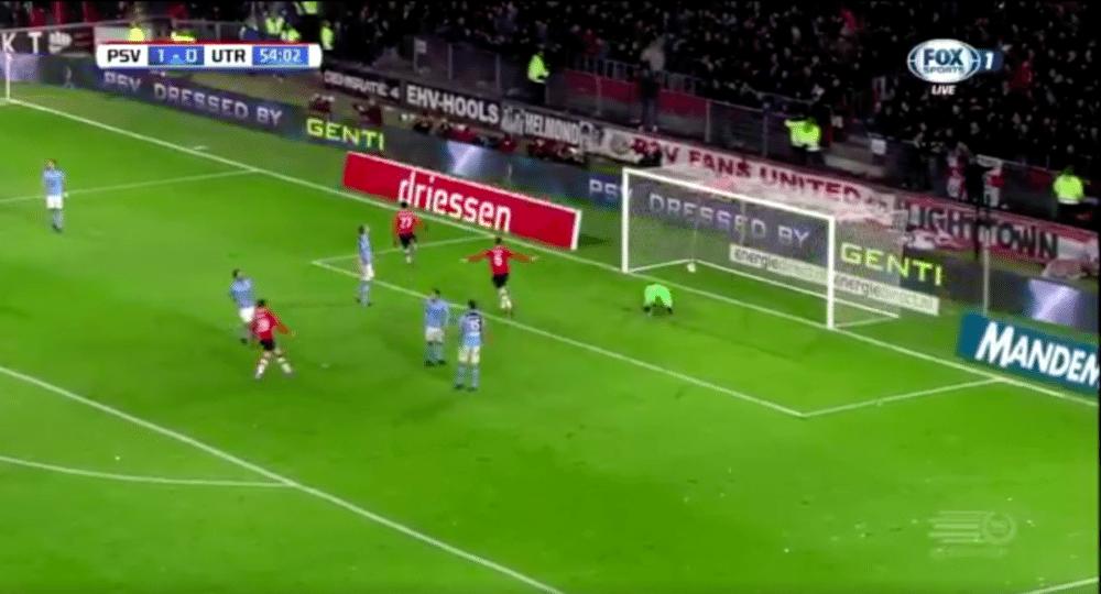 PSV-talent schuift binnen