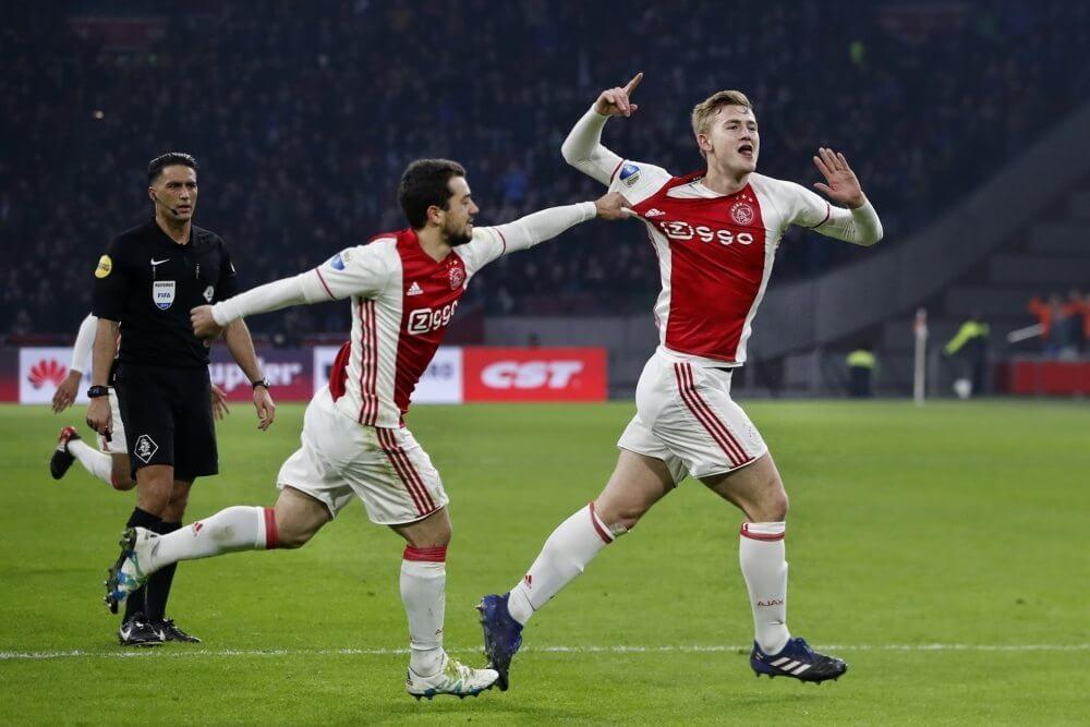 Samenvatting Ajax – Heracles Almelo (4-1)