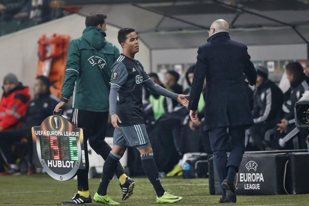 Samenvatting Legia Warschau - Ajax (0-0)