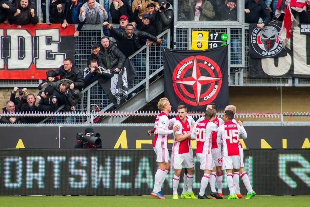 Samenvatting Roda JC – Ajax (0-2)