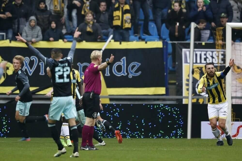 Samenvatting Vitesse – Ajax (0-1)
