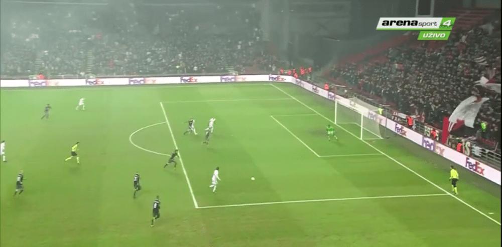 Ajax begint dramatisch tegen Kopenhagen