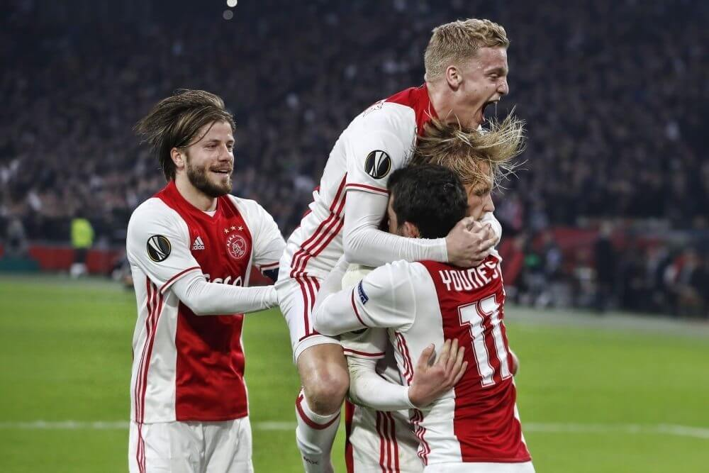Samenvatting Ajax – FC Kopenhagen (2-0)