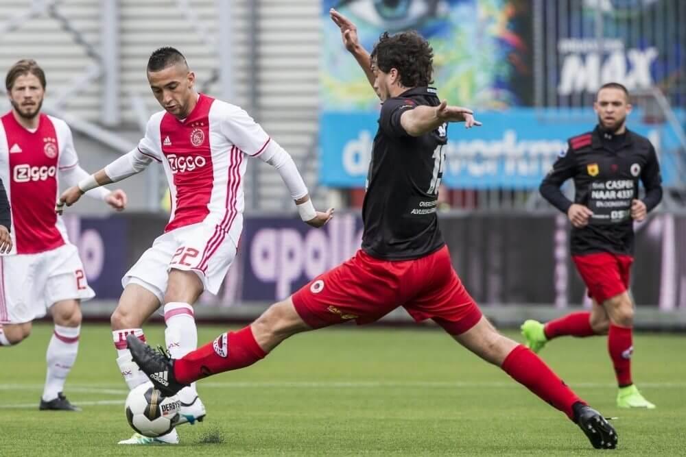 Samenvatting Excelsior – Ajax (1-1)